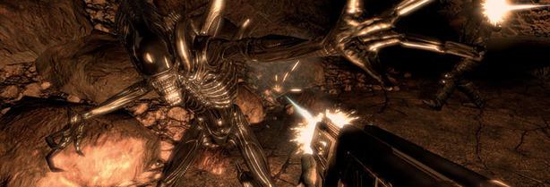 *Aliens vs Predator Hands-on Preview PC vs Console