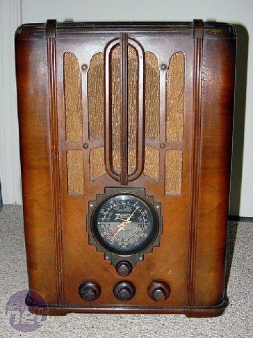 Art Deco Zenith 5-s-29 Radio Case Mod 1930s Zenith 5-s-29 Radio Case Mod by Gary Voigt