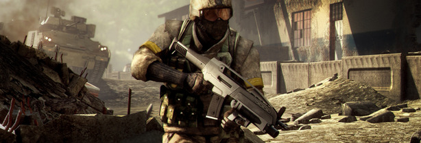 Battlefield Bad Company 2 Preview