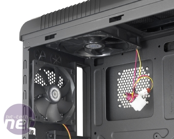 Cooler Master CM 690 II Case Review Interior