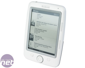 *Cybook Opus eBook Reader Review Cybook Opus eBook Reader Review