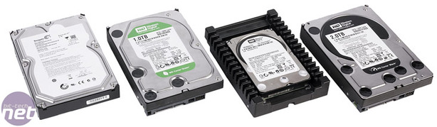 Energy Efficient Hardware Investigated Hard Disks and Solid State Drives