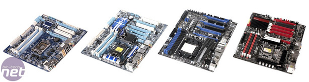 Energy Efficient Hardware Investigated Motherboards