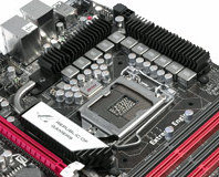 First Look: Asus Maximus III Extreme