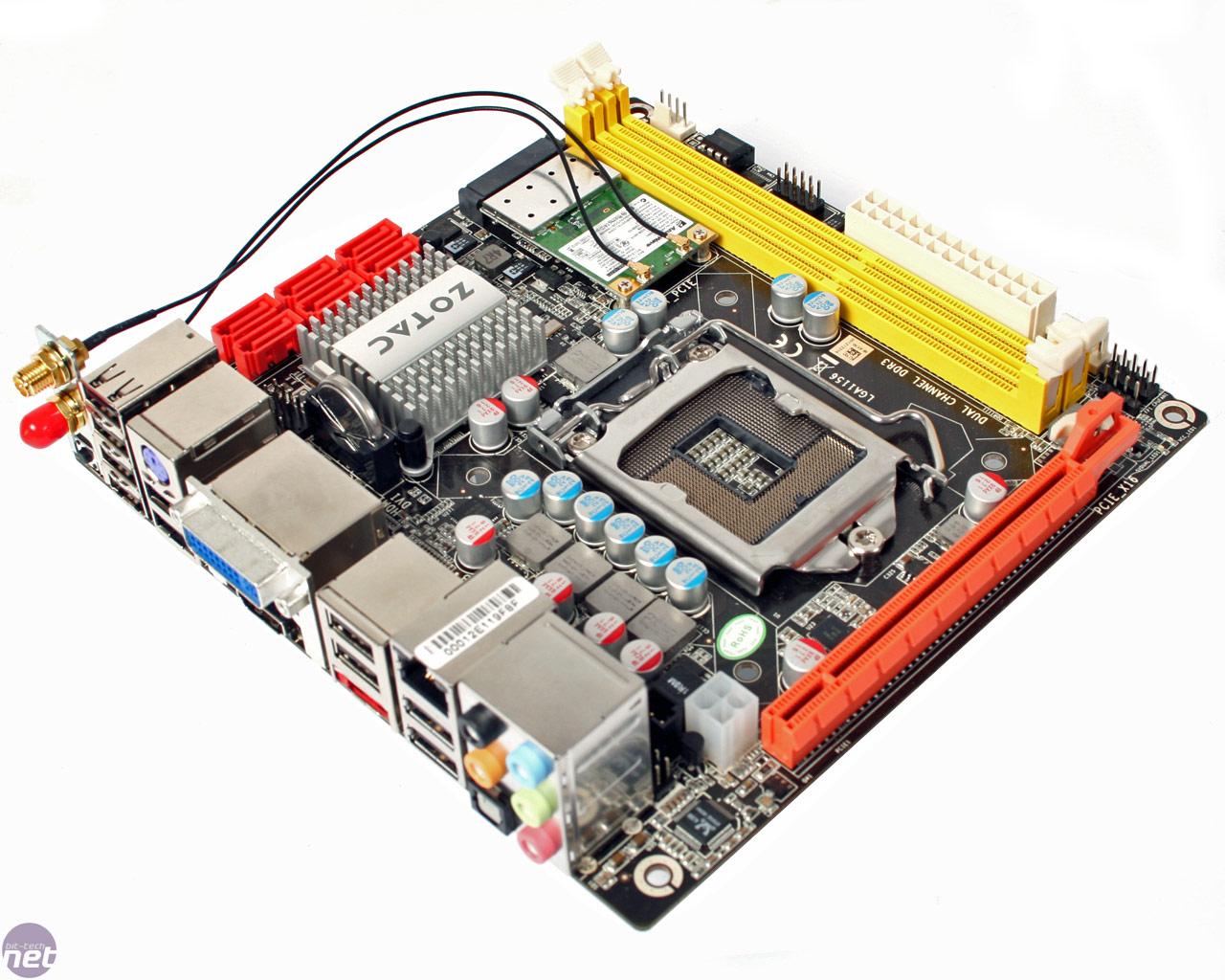 Mini-ITX Motherboard PCI