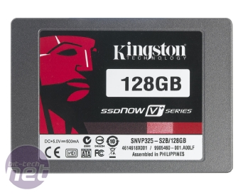 Kingston SSD NOW V+ Series 128GB Review