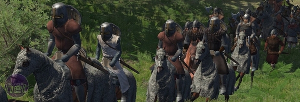 Mount & Blade: Warband Hands-On Preview Heavy Metal Warband