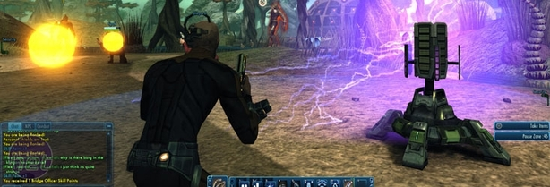 *Star Trek Online Review Worf the Bother?