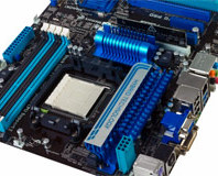 Asus M4A89GTD Pro/USB Motherboard Review