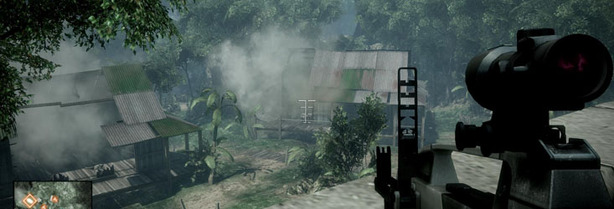 Battlefield: Bad Company 2 Review Battlefield: Bad Company 2 Review