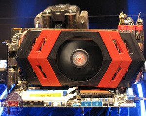 CeBIT 2010 - Fermi, spider cases and more CeBIT 2010 - Asus and Nvidia