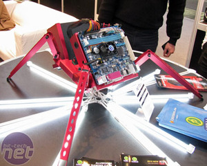 CeBIT 2010 - Fermi, spider cases and more CeBIT 2010 - XFX, Antec and Lian Li