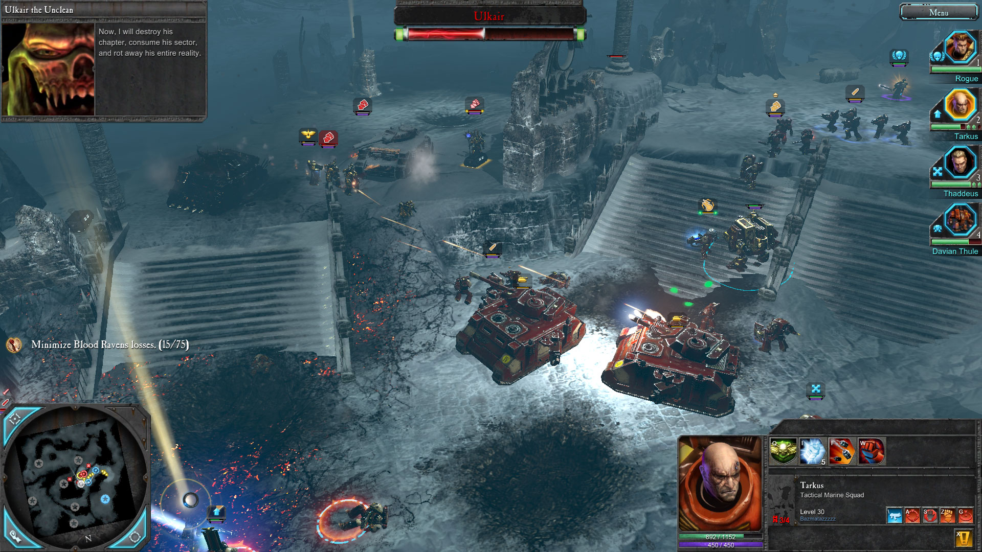 dawn of war ii chaos rising review bittechnet