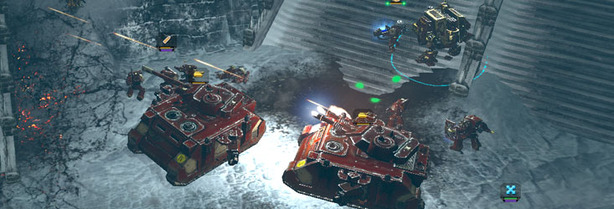 *Dawn of War II: Chaos Rising Review Dawn of War II: Chaos Rising Review