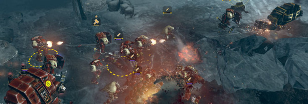 Dawn of War II: Chaos Rising Review Call of Chaos