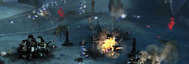 Supreme Commander 2 Demo Impressions Resources and Experimentals