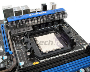 First Look: MSI XPower X58 and 890FX-GD70 First Look: MSI 890FX-GD70 Motherboard