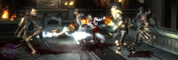 *God of War III Review God of War III Review