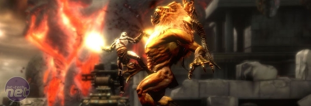 God of War III Review Sparta or Patrick?