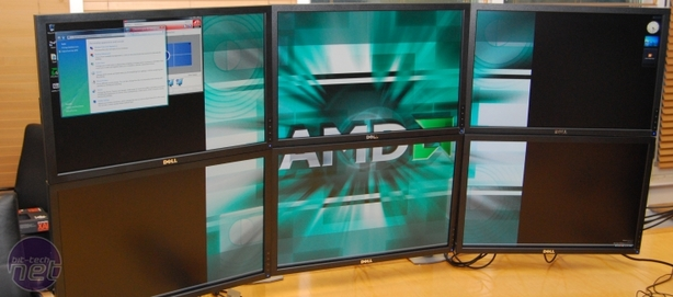 *Hands on with 6-screen ATI Eyefinity What is Eyefinity and how does it work?