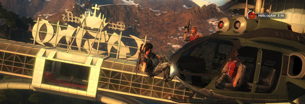 *Just Cause 2 Review Just Cause 2 Review