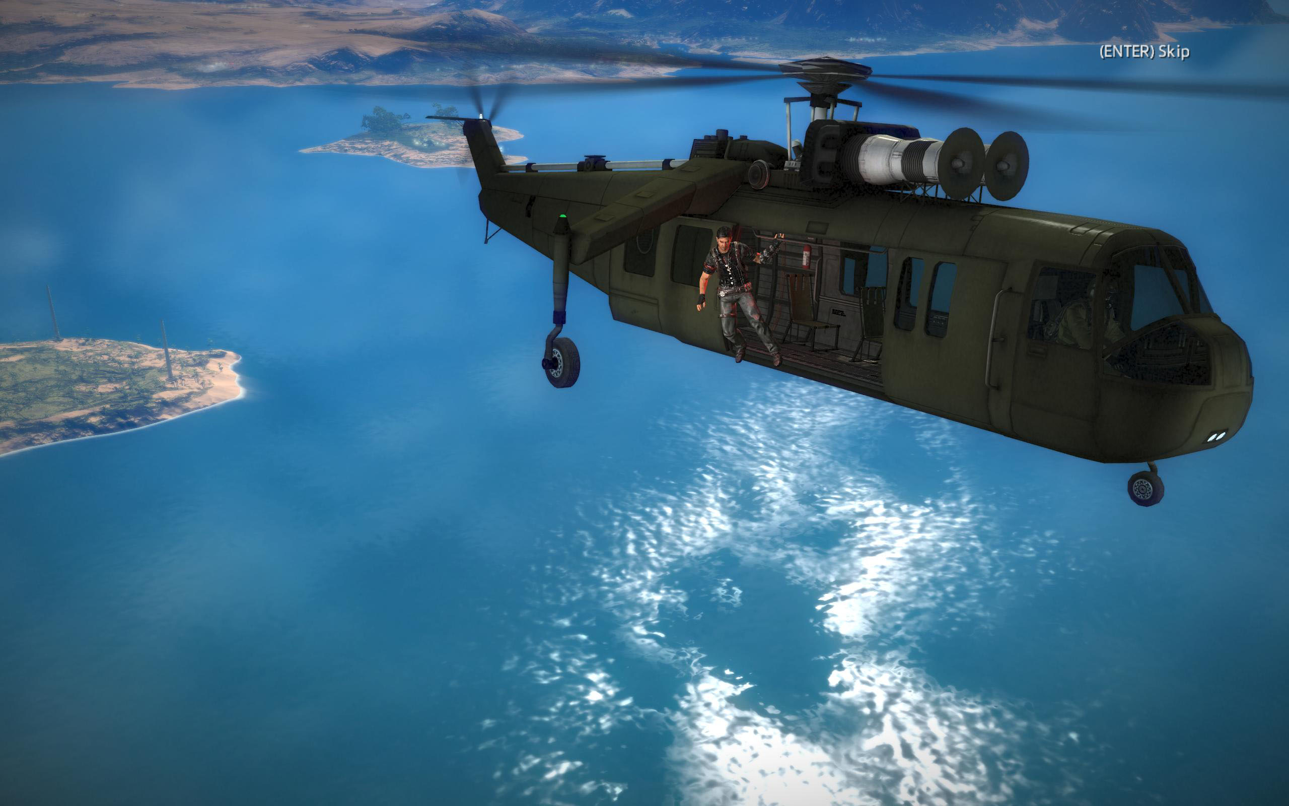 Just Cause 2 Review Just Conclusions