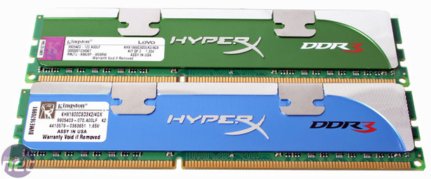 Kingston LoVo: Power saving 1.25V DDR3 RAM Kingston LoVo: Power saving 1.25V DDR3