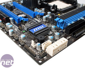 MSI 890GXM-G65 micro-ATX Motherboard Review Board Layout and BIOS