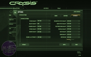 Nvidia GeForce GTX 470 1,280MB Review Crysis (DX10, Very High)