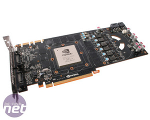 Nvidia GeForce GTX 480 1,536MB Review PCB, Cooling and Power
