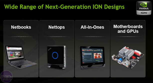 Nvidia's Next Generation Ion Platform