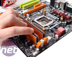 Overclocking Intel's Core i3 530 CPU Installation