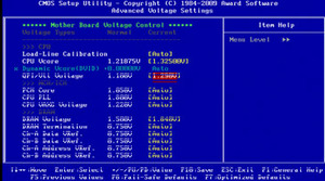 Overclocking Intel's Core i3 530 BIOS Settings
