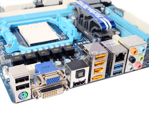 Preview: Gigabyte 890FX & 880G Motherboards First Look: Gigabyte GA-880GMA-UD2H