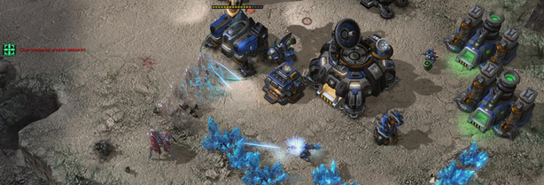 StarCraft 2 Beta First Impressions Wings of Wax