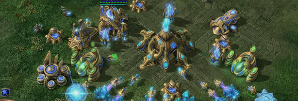 StarCraft 2 Beta First Impressions Wings of Liberty