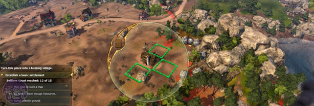 The Settlers 7: Paths to a Kingdom Review Eco-Warrior