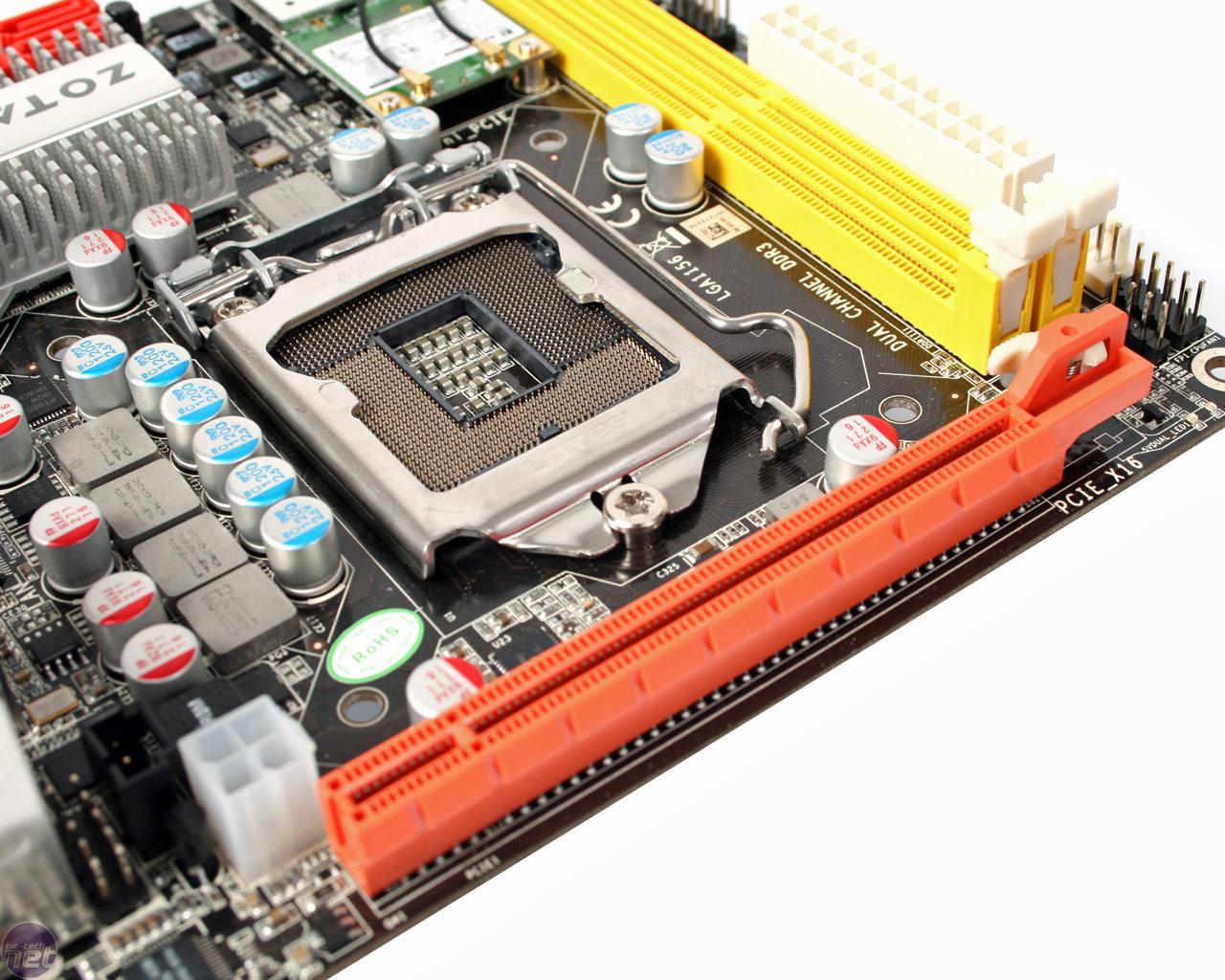 Zotac H55ITX-A-E Motherboard Review | bit-tech net