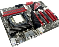 Asus Crosshair IV Formula Motherboard Review
