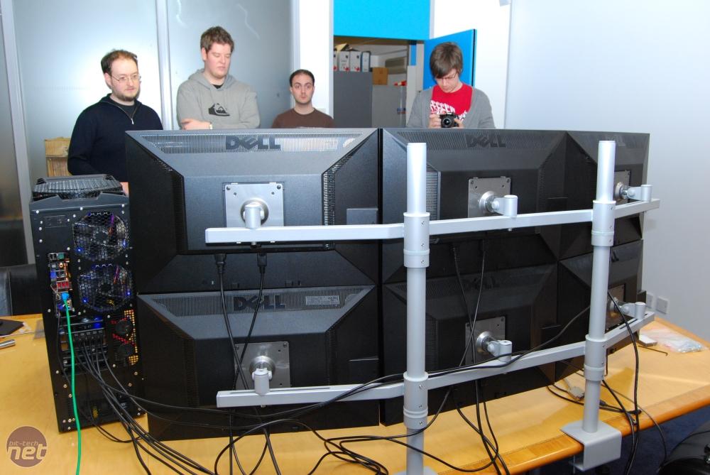 Ati Radeon Hd 5870 Eyefinity 6 Review Bit Tech Net