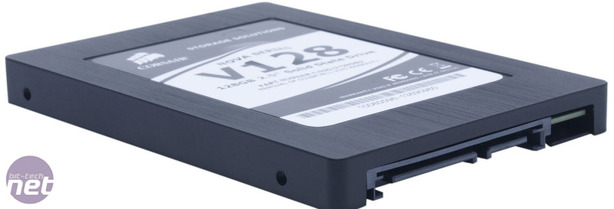Corsair Nova 128GB SSD Review Test Setup