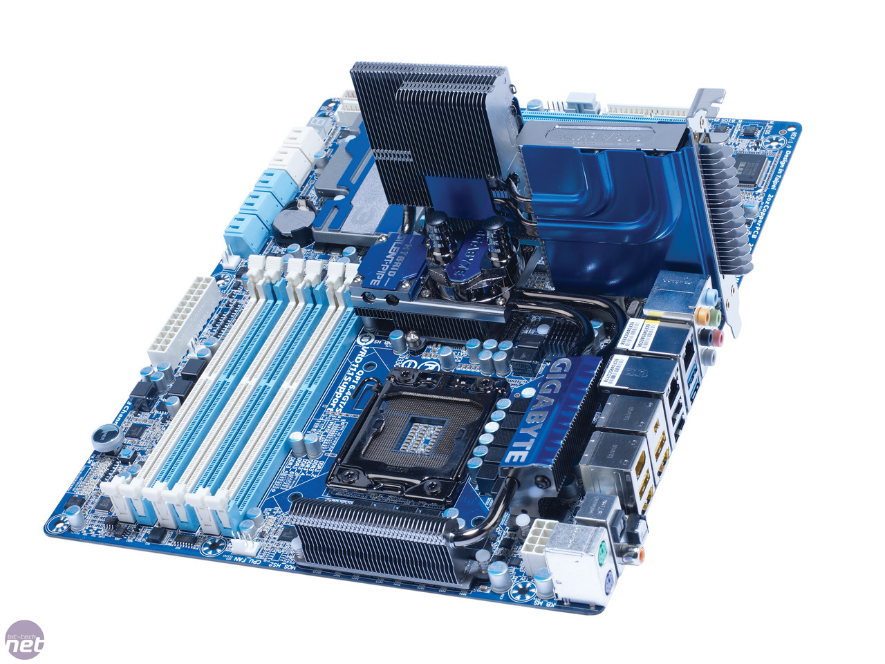 Gigabyte GA-X58A-UD7 Motherboard Review | bit-tech net
