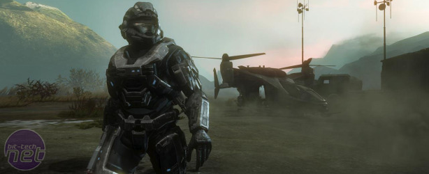 Halo: Reach Beta Impressions Halo: Reach Beta Impressions