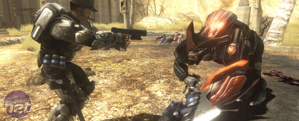 Halo: Reach Beta Impressions Halo: Reach Multiplayer Beta