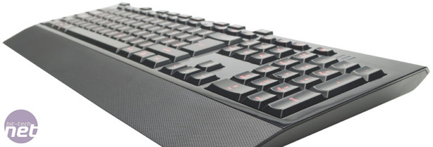 Microsoft Sidewinder X4 Keyboard Review
