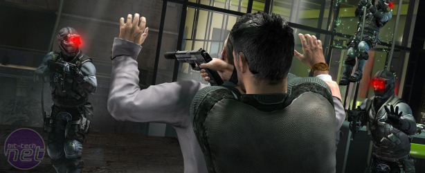 *Splinter Cell: Conviction Review Gameplay it again, Sam