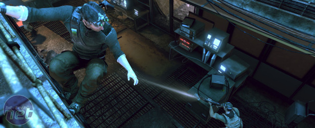 *Splinter Cell: Conviction Review Splinter Cell: Conviction Review