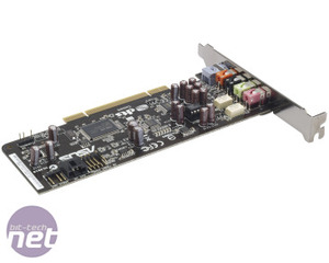 Sub-£100 Gaming Sound Card Reviews Asus Xonar DS 7.1 PCI Gaming Sound Card Review