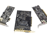 Sub-£100 Gaming Sound Card Reviews