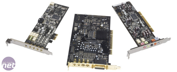 Sub-£100 Gaming Sound Card Reviews Anatomy of a Sound Card